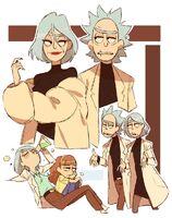 Rick-and-Morty-фэндомы-evaroze-Gender-bender-4362482