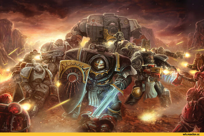 Warhammer-40000-фэндомы-Commission-Space-Marine-3959513