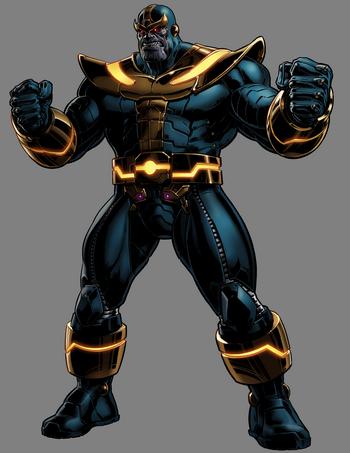 Thanos - art