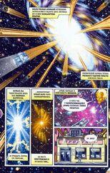Выдержал взрыв, создавший черную дыру, которая стерла все на расстоянии 2-х световых лет 2
