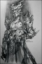 Alduin-TES-Персонажи-The-Elder-Scrolls-фэндомы-1699710