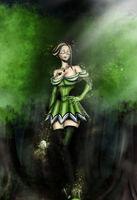 Эвергрин, fairy fail