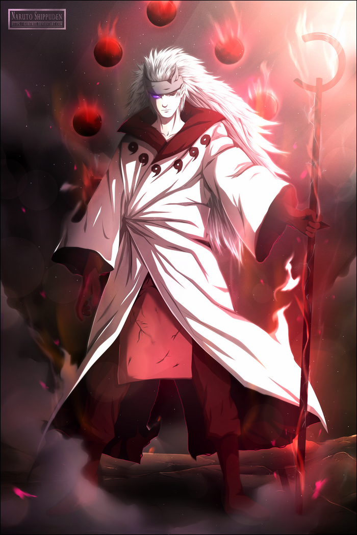 Naruto chapter 663 reborn god by kortrex-d75syiw
