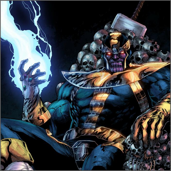 Танос - 2