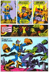 Телепатия Таноса 1