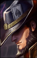 Twisted Fate Icon