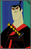 Mad Samurai Jack