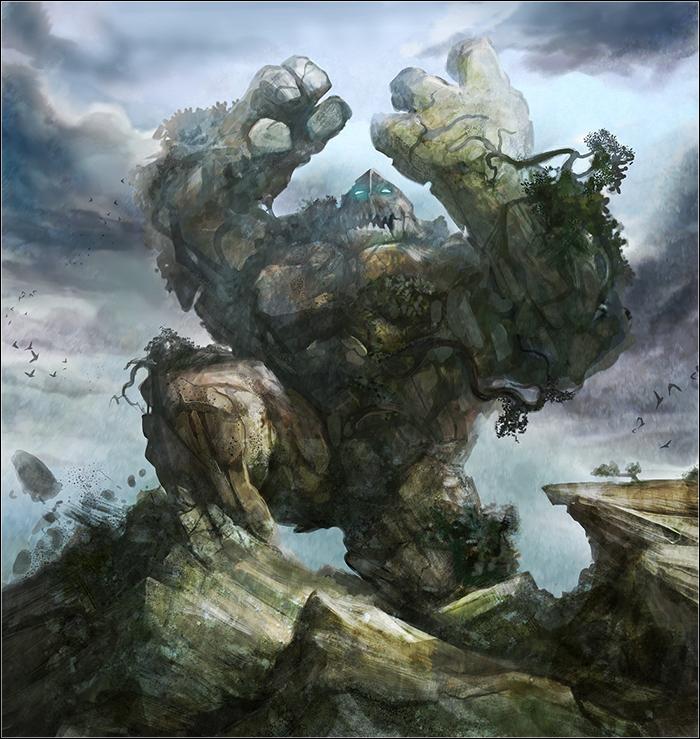 Elemental earth 1