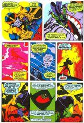 Телепатия Таноса 3