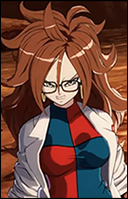 Android 21 ava