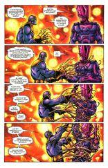 Телепатия Таноса и Галана и Титан сопротивляется 1