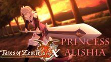 Alishia princess