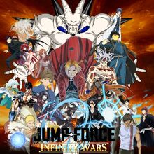Infinity War anime