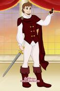 The Prince of the Fairy Tale Kingdom, Charming-Sama14
