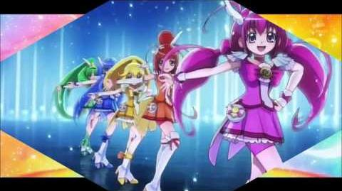 Smile Pretty Cure! Yay! Yay! Yay! Cover