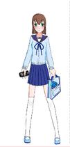 Aimi Kireina (Winter Uniform)