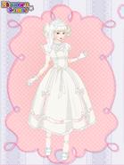 Angel Crocus (Bridal Form)