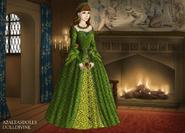 Queen of Emerald Green City, GreenBeryl2378