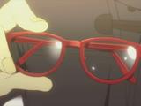 Mirai's Glasses (Kyoukai no Kanata)