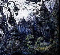 Ciudad de los Muertos (Entrada al Mundo de los Demonios)