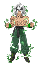 Majin xicor max power by theothersmen-d38souw