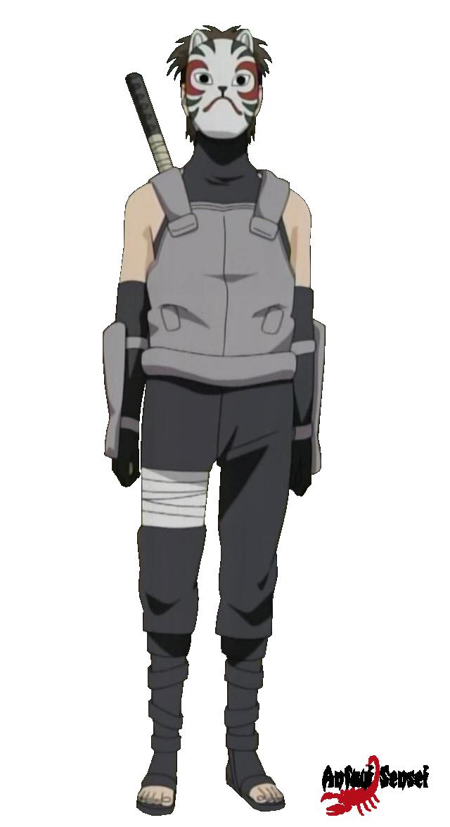 Imagen yamato a member of the anbu black - Yamato render ...