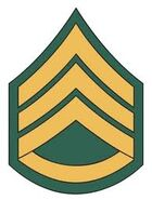 Army Staff Seargent