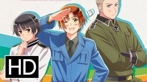 Hetalia Season 5 Trailer