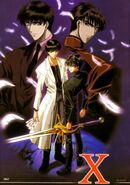 X Clamp Poster 2