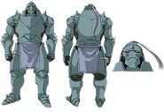 Fullmetal Alchmist Alphonse