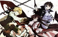 Pandora Hearts Anime1
