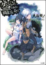 Danmachi Novel 01