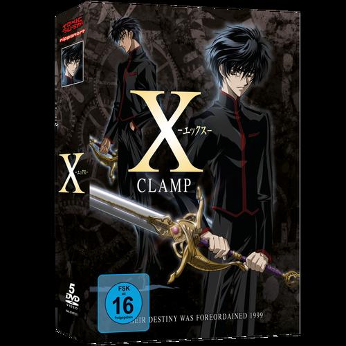 X-TV-Serie-Gesamtausgabe