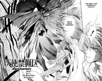 Angel Sanctuary Manga 2