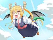 Miss Kobayashis Dragon Maid