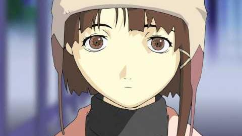 Serial Experiments Lain OP 1080p