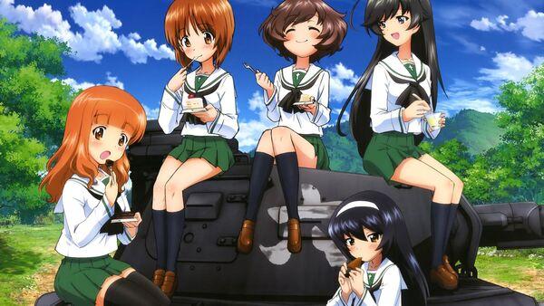 Girls and Panzer Loli