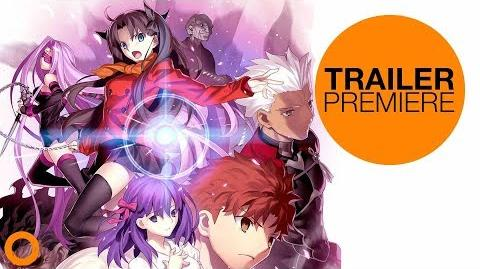 Fate stay night Heaven's Feel I. Presage Flower- Trailer Premiere (deutsch)