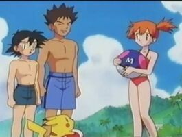 Pokemon beach episode 2