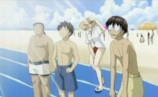 Genshiken beach episode
