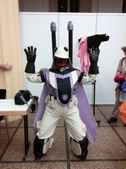 Blitzwing Connichi 2015 2