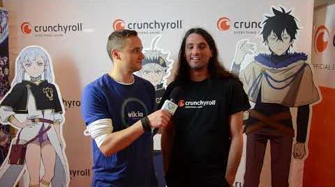 Animanga Wiki auf der Connichi 2017 - Interview mit Crunchiroll
