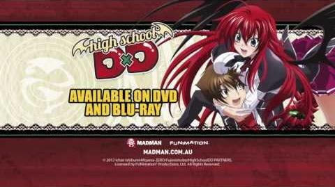 High School DxD Trailer