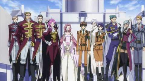 Code Geass Opening 2 HD