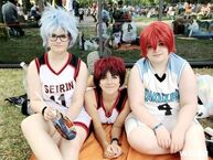 Basketball Cosplay