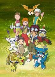 Digimon Adventure 02 Poster