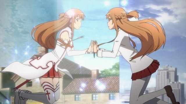 SAO - Teaser 02 - Kirito & Asuna
