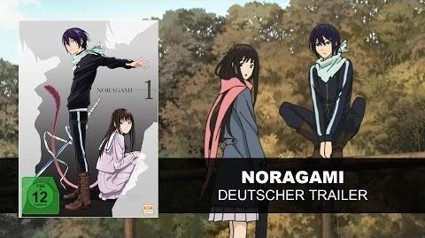 Noragami (Deutscher Trailer) - HD - KSM Anime