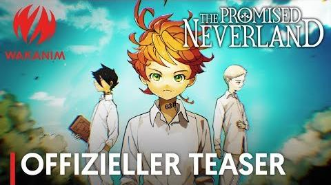 The Promised Neverland Offizieller Trailer OmdU
