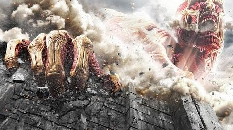 Attack on Titan - Live Action Trailer 2